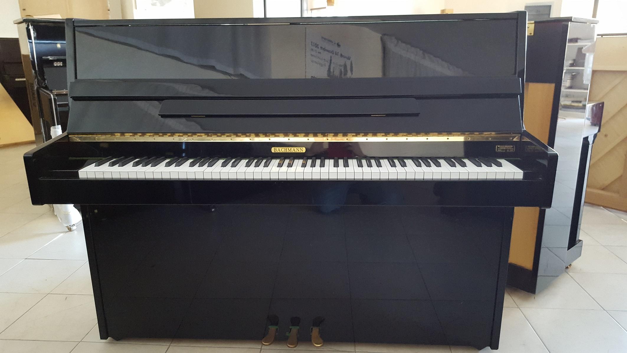 Pianoforte verticale Bachmann – Checcacci Strumenti Musicali